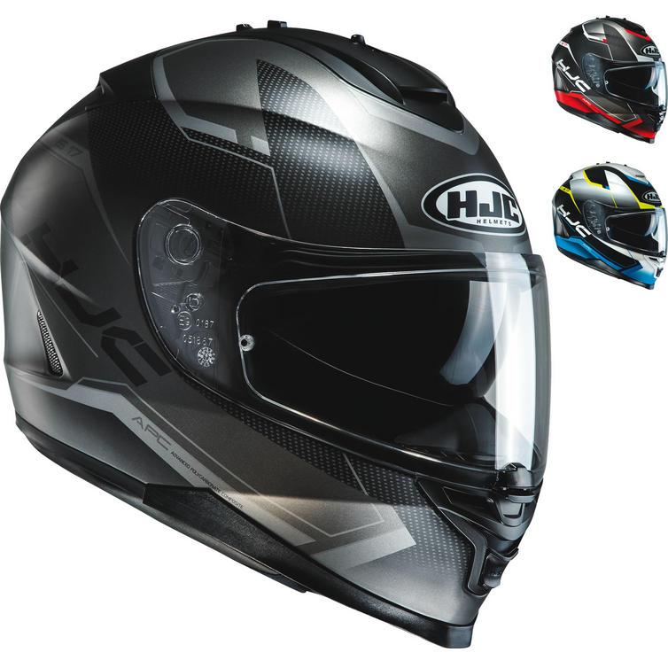 HJC IS-17 Loktar Motorcycle Helmet