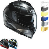 HJC IS-17 Loktar Motorcycle Helmet & Visor
