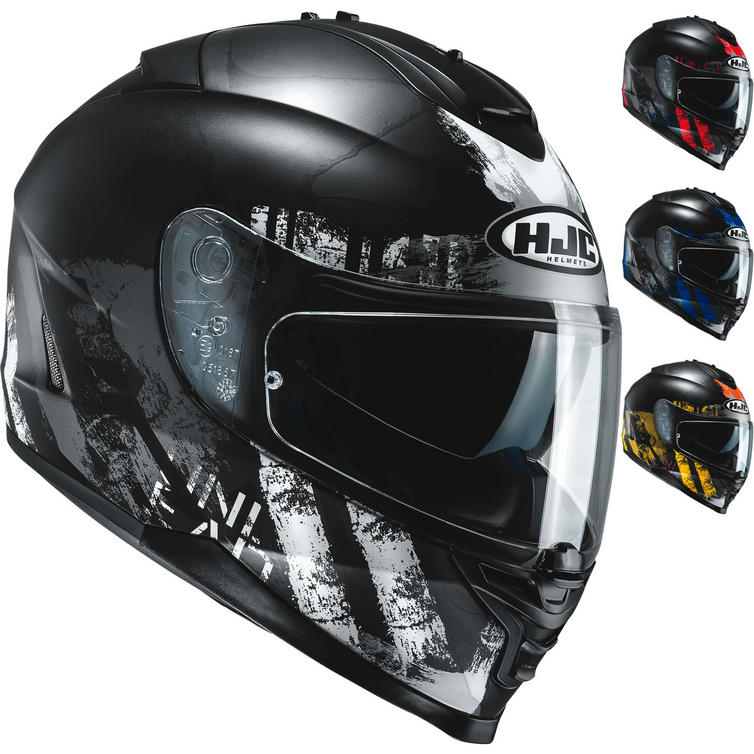 HJC IS-17 Shapy Motorcycle Helmet