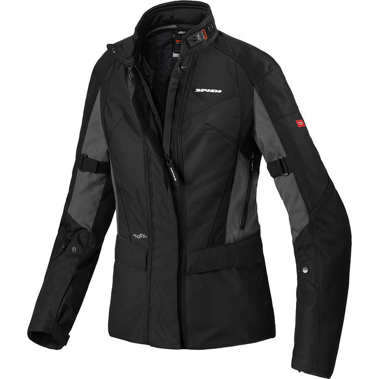 Spidi Traveler 2 Curvy H2OUT Ladies Motorcycle Jacket