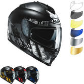 HJC IS-17 Shapy Motorcycle Helmet & Visor
