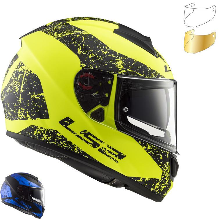 LS2 FF397 Vector HPFC Sign Motorcycle Helmet