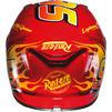 HJC RPHA 11 Lightning McQueen Disney Pixar Motorcycle Helmet Thumbnail 6