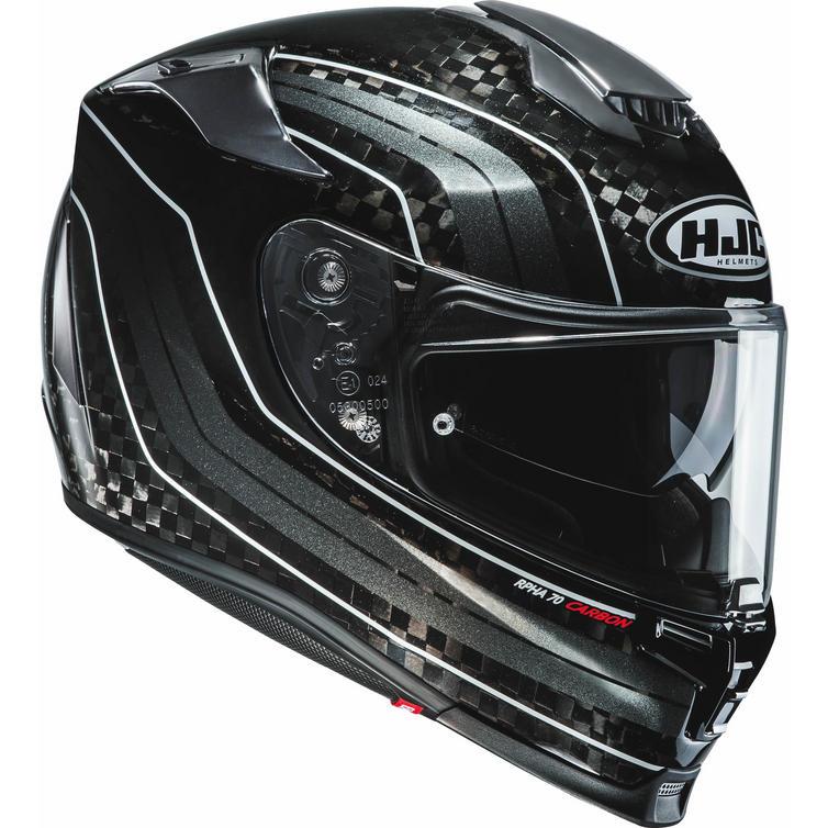 hjc rpha 70 carbon hydrus motorcycle helmet visor new. Black Bedroom Furniture Sets. Home Design Ideas