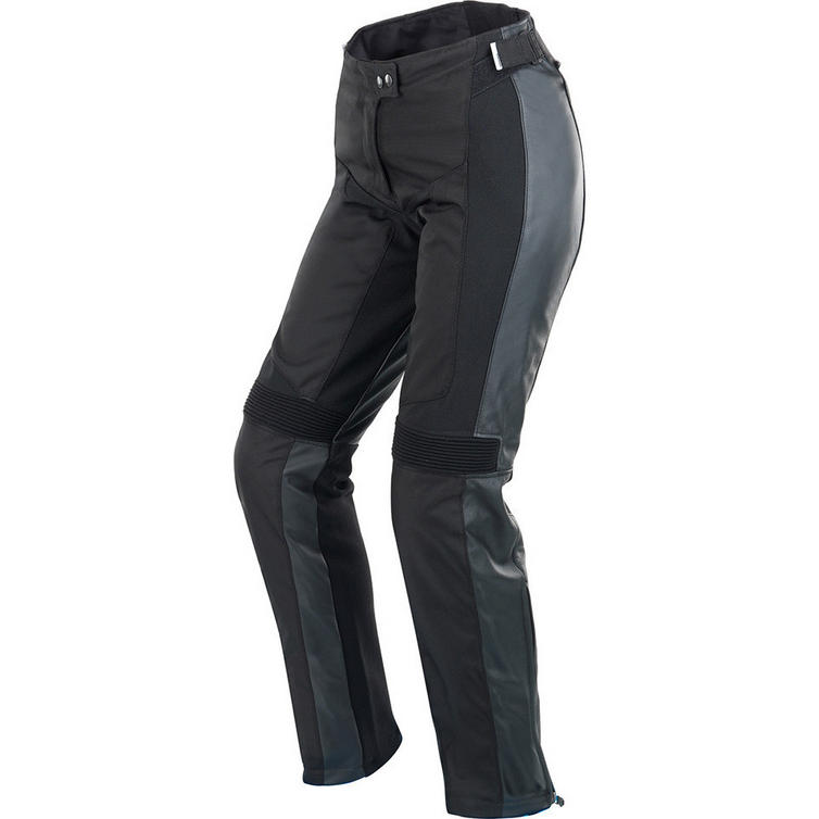 Spidi Teker Ladies Leather Motorcycle Trousers