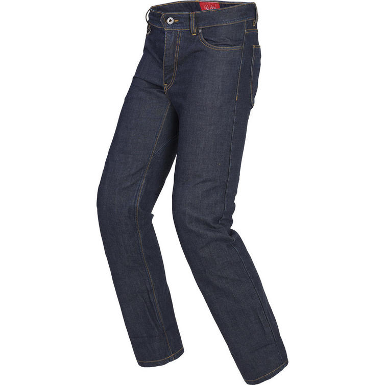 Spidi J-Strong Dark Blue Motorcycle Jeans