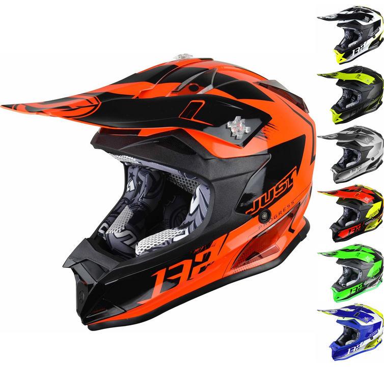 Just1 J32 Pro Kick Motocross Helmet