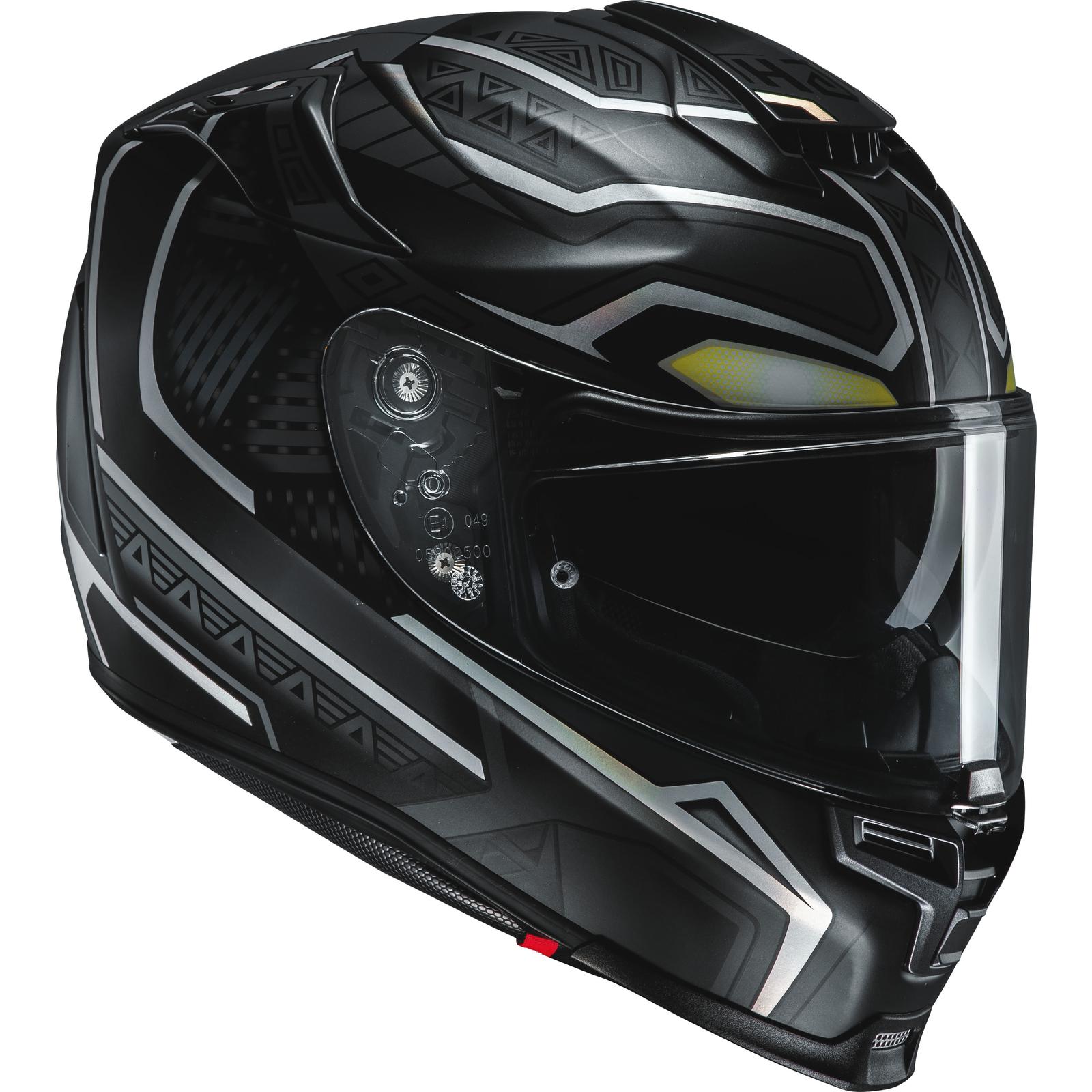 hjc rpha 70 black panther motorcycle helmet visor dark. Black Bedroom Furniture Sets. Home Design Ideas