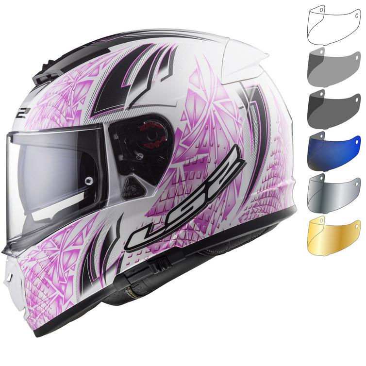 LS2 FF390 Breaker Rumble Motorcycle Helmet & Visor
