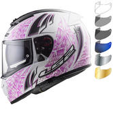 LS2 FF390 Breaker Rumble Motorcycle Helmet & Visor