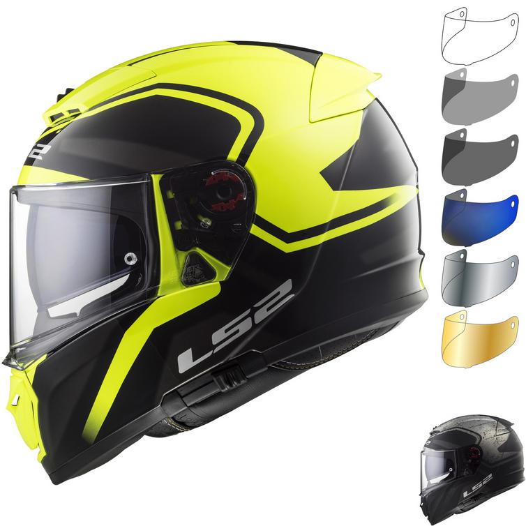 LS2 FF390 Breaker Bold Motorcycle Helmet & Visor