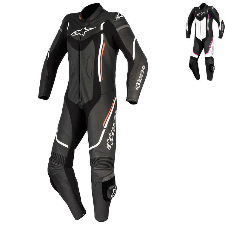 Alpinestars Stella Motegi v2 1 Piece Leather Motorcycle Suit