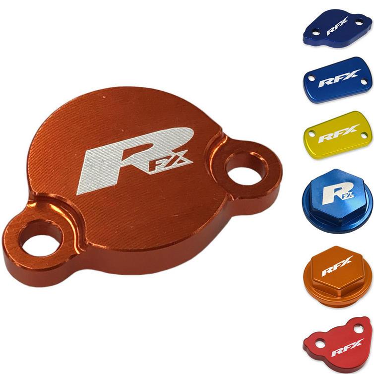RFX Pro Series Rear Brake Reservoir Cover