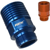 RFX Pro Series Rear Brake Reservoir Cooling Extension