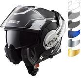 LS2 FF399 Valiant Lumen Motorcycle Helmet & Visor