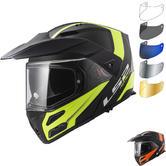 LS2 FF324 Metro Evo Rapid Motorcycle Helmet & Visor