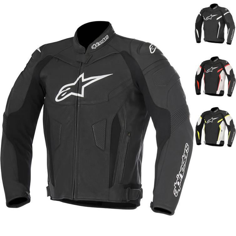 Alpinestars GP Plus R v2 Leather Motorcycle Jacket