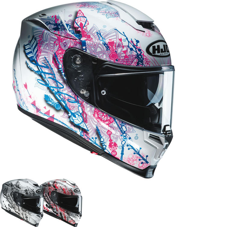 HJC RPHA 70 Hanoke Ladies Motorcycle Helmet