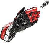 Spidi Carbo Track Leather Motorcycle Gloves