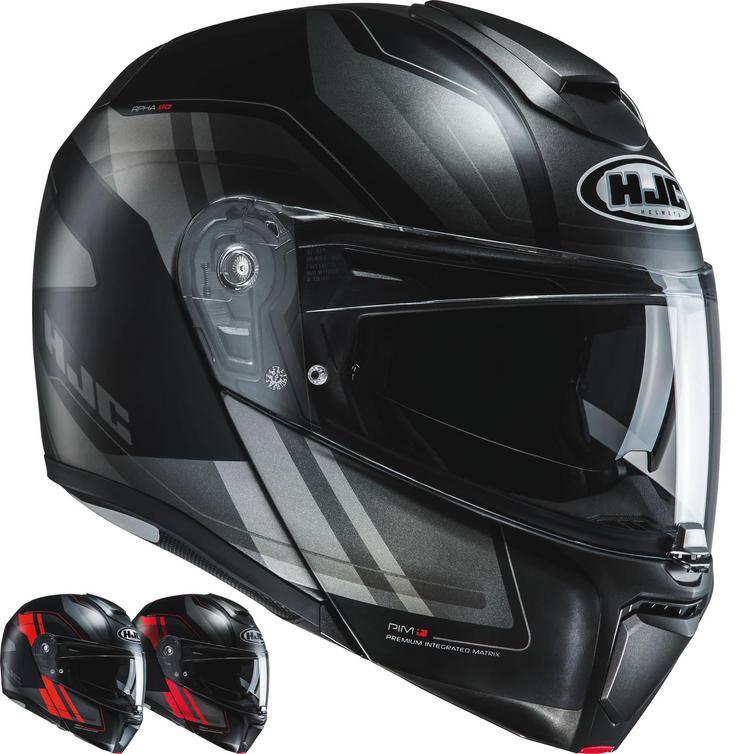 HJC RPHA 90 Tanisk Flip Front Motorcycle Helmet