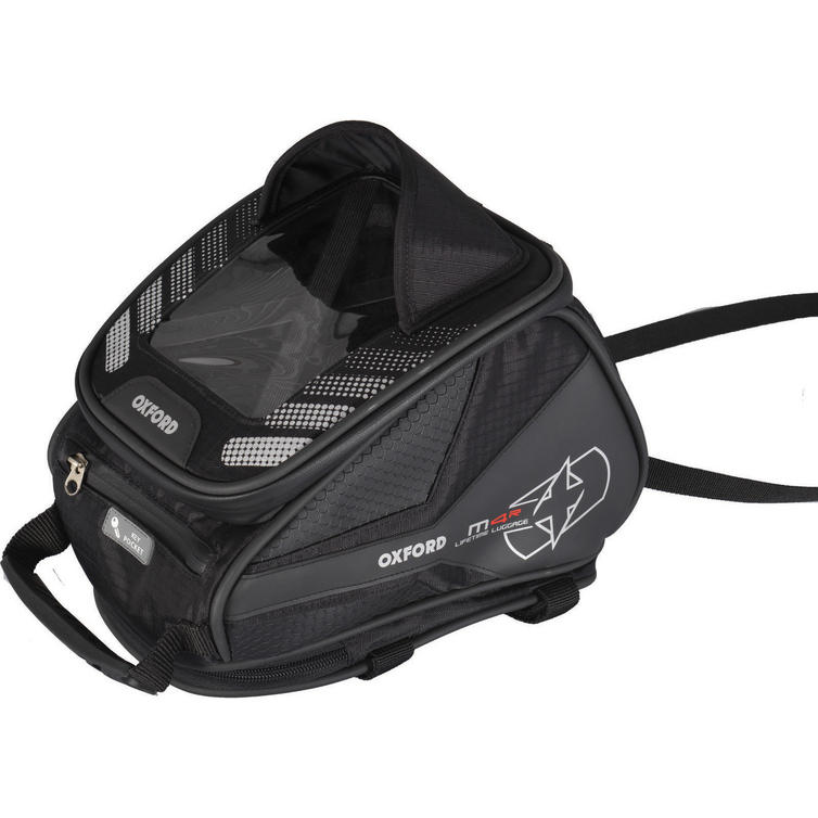 Oxford Q4R Quick-Release Tank Bag 4L Black