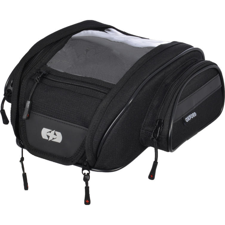 Oxford F1 M7 Magnetic Mini Tank Bag 7L Black