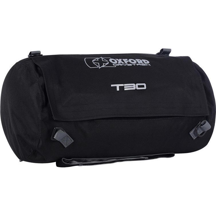 Oxford DryStash T30 Waterproof Travel Bag 30L Black