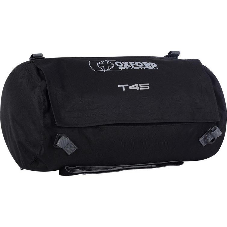 Oxford DryStash T45 Waterproof Travel Bag 45L Black