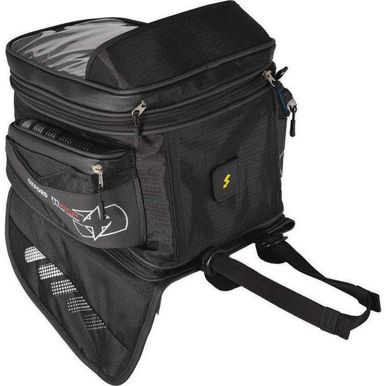 Oxford M40R Magnetic Tank Bag 40L