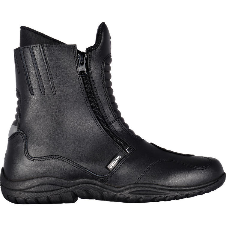 Oxford Warrior Leather Motorcycle Boots