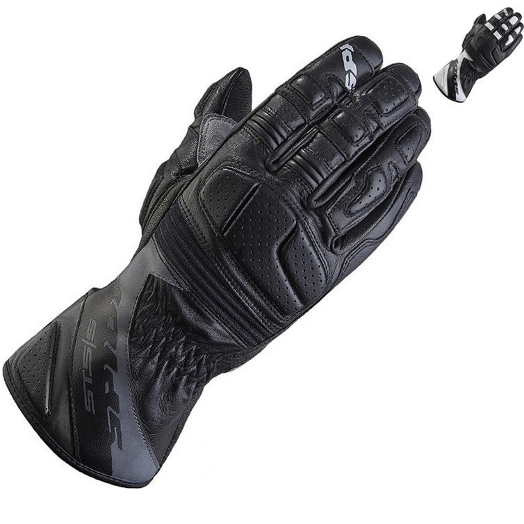 Spidi STS-S Leather Motorcycle Gloves