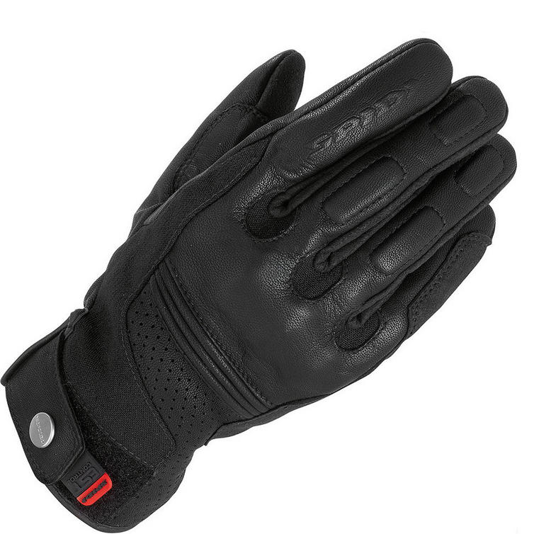 Spidi Urban Leather Motorcycle Gloves