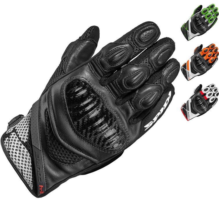 Spidi X4 Coupe CE Leather Motorcycle Gloves
