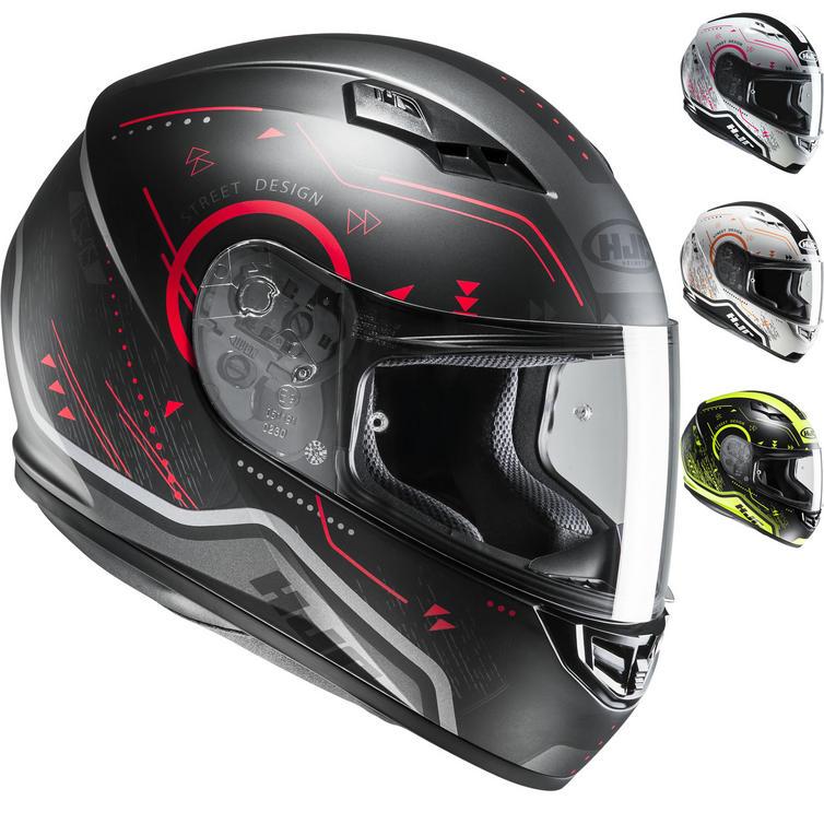 HJC CS-15 Safa Motorcycle Helmet