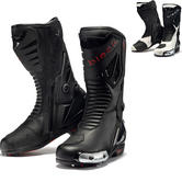 Black Panther Sports Motorcycle Boots