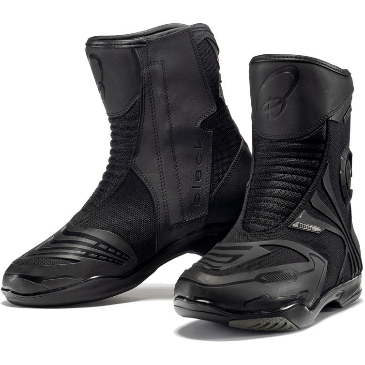 Black Pursuit WP Touring Motorcycle Boots
