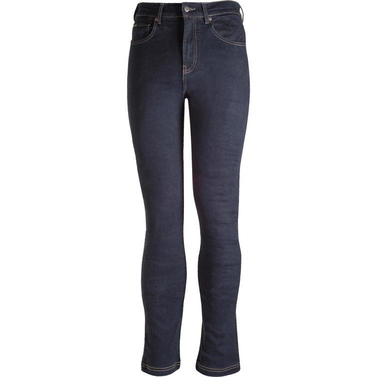 Bull-It SR6 Italian 17 Slim Fit Blue Motorcycle Jeans