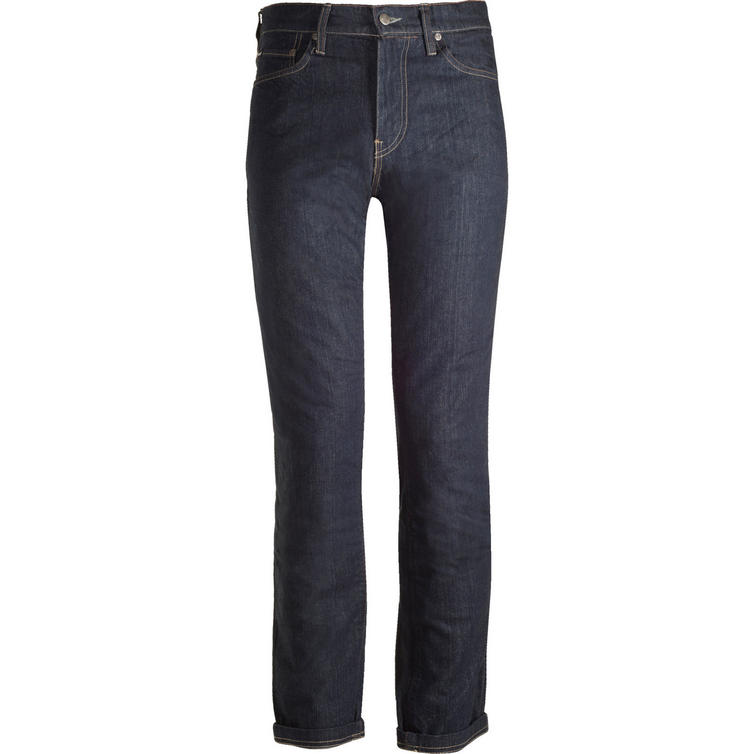 Bull-It SR6 Café 17 Straight Fit Blue Motorcycle Jeans