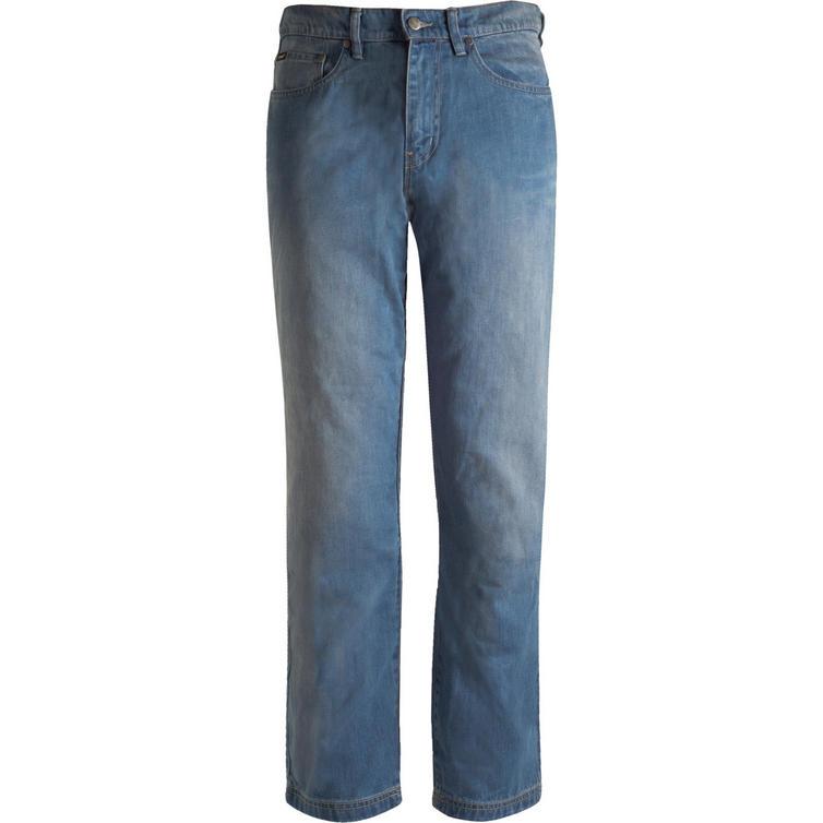 Bull-It SR6 Atlantic 17 Straight Fit Blue Motorcycle Jeans