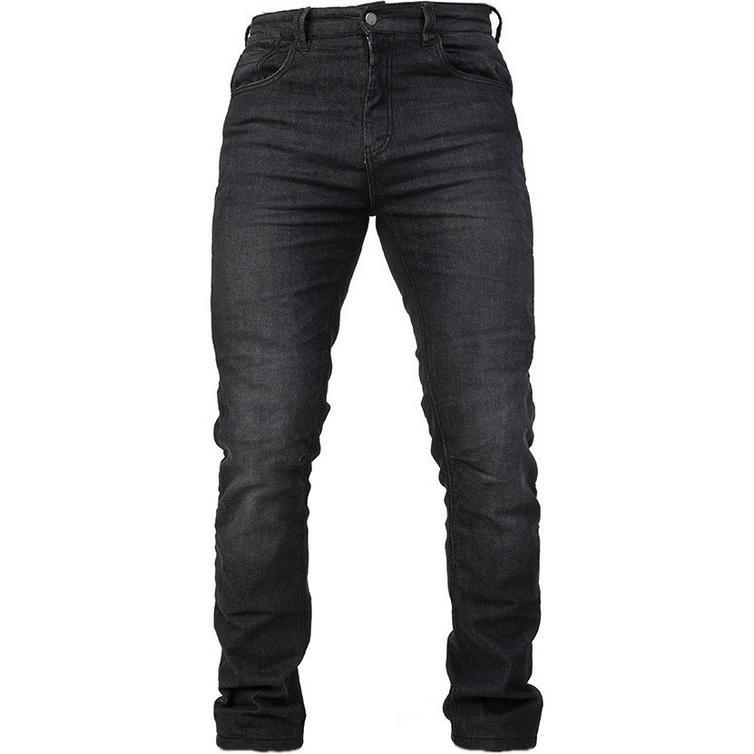 Bull-It SP120 LITE Basalt 17 Straight Fit Black Motorcycle Jeans