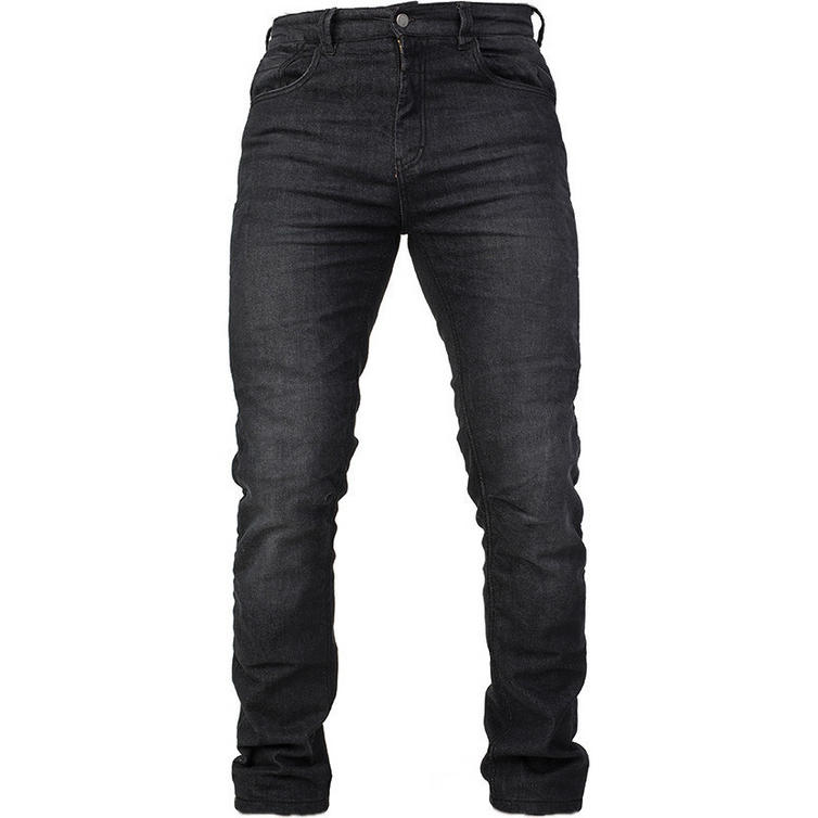 Bull-It SP120 LITE Basalt 17 Easy Fit Black Motorcycle Jeans