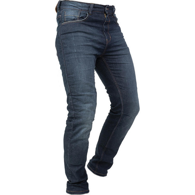 Bull-It SP120 LITE Heritage 17 Straight Fit Blue Motorcycle Jeans