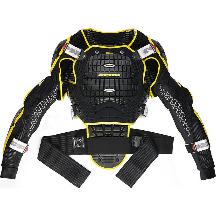 Spidi Safety Lab Warrior Protector Jacket