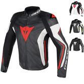 Dainese Assen Leather Motorcycle Jacket