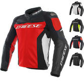 Dainese Racing 3 Leather Motorcycle Jacket