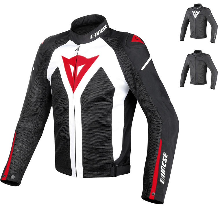 Dainese Hyper Flux D-Dry Motorcycle Jacket