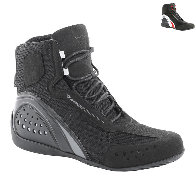 Dainese Motorshoe D-WP JB Motorcycle Boots