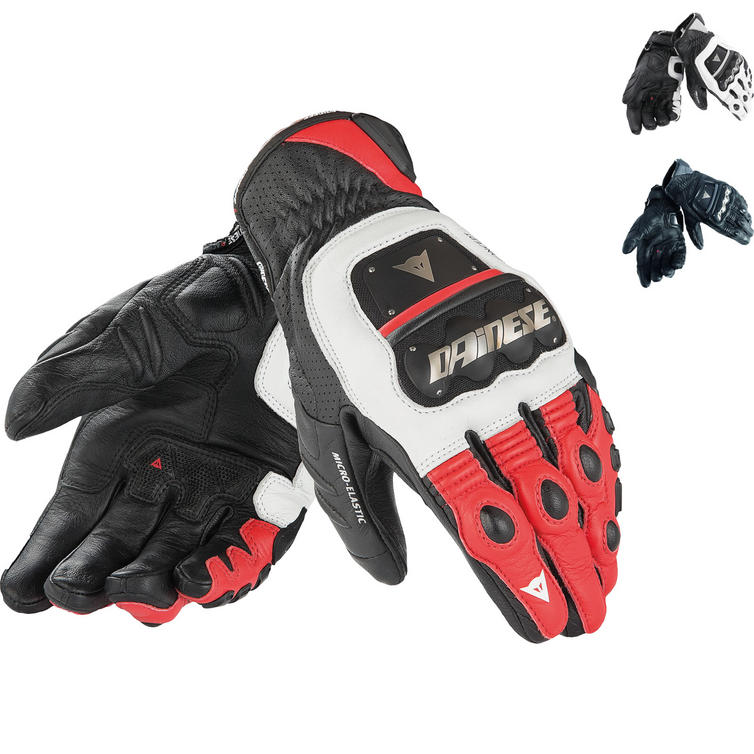 Dainese 4 Stroke Evo Motorcycle Gloves