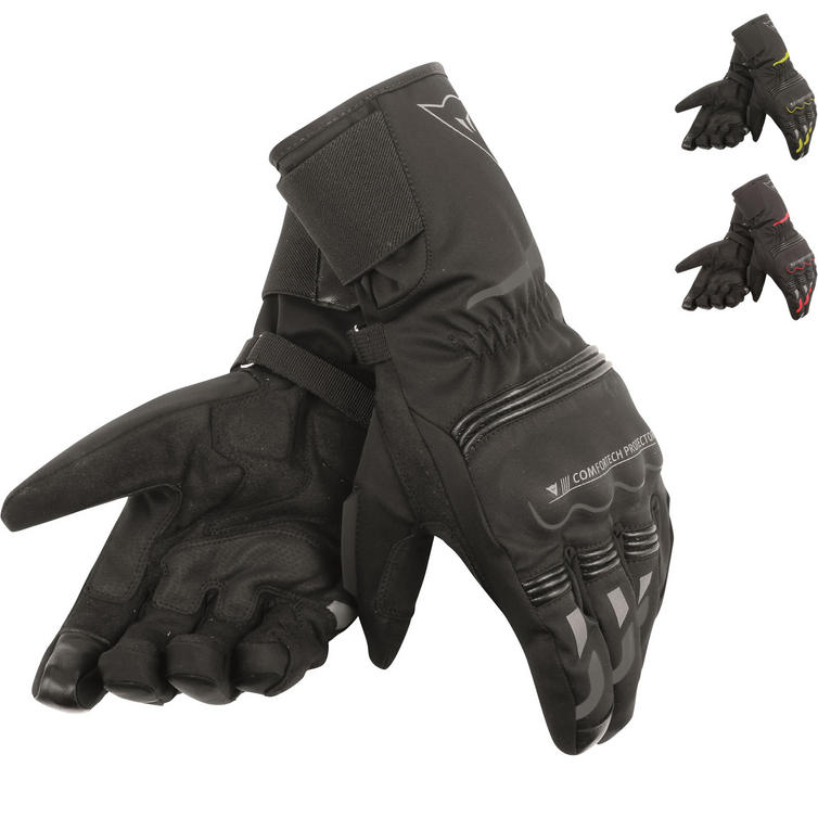 Dainese Tempest Unisex D-Dry Long Motorcycle Gloves