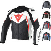 Dainese Avro D1 Leather Motorcycle Jacket